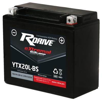 RDrive  YTX20L-BS