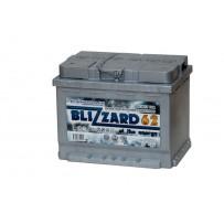аккумулятор автомобильный Blizzard 62 Ah L+ 62 Ач 510 А