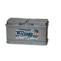 аккумулятор автомобильный Blizzard 92 Ah R+ 92 Ач 760 А