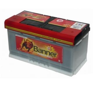 Аккумулятор автомобильный BANNER Power Bull P110 42 6СТ-110