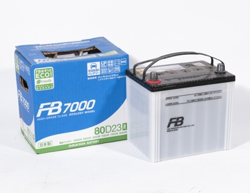 аккумулятор автомобильный FB7000 80D23R 68 Ач 620 А