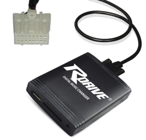Hi-Fi MP3 адаптер RDrive (Mazda)