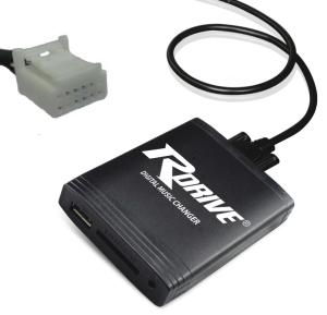 Hi-Fi MP3 адаптер RDrive (Toyota /Lexus /Scion /Daihatsu (6+6)