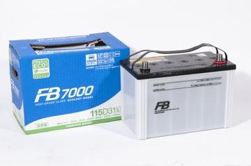 аккумулятор автомобильный FB7000 115D31R 90 Ач 850 А