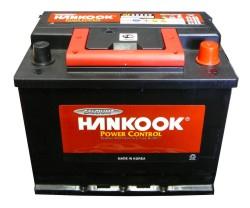 аккумулятор автомобильный  HANKOOK 6СТ-60 R+ (56077)