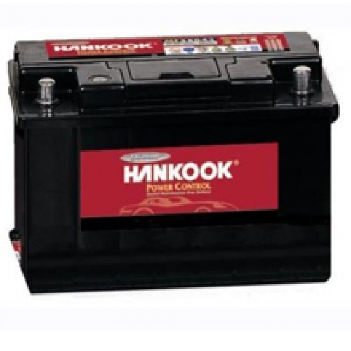 аккумулятор автомобильный HANKOOK 6СТ-80 R+ (58080)