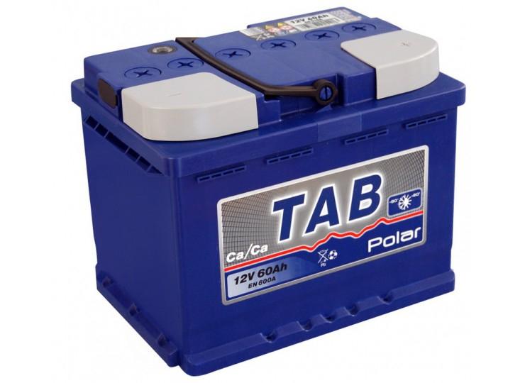 Аккумулятор TAB POLAR 6СТ-66 R