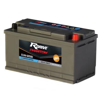 Аккумулятор RDrive PHANTOM 105Ач R+