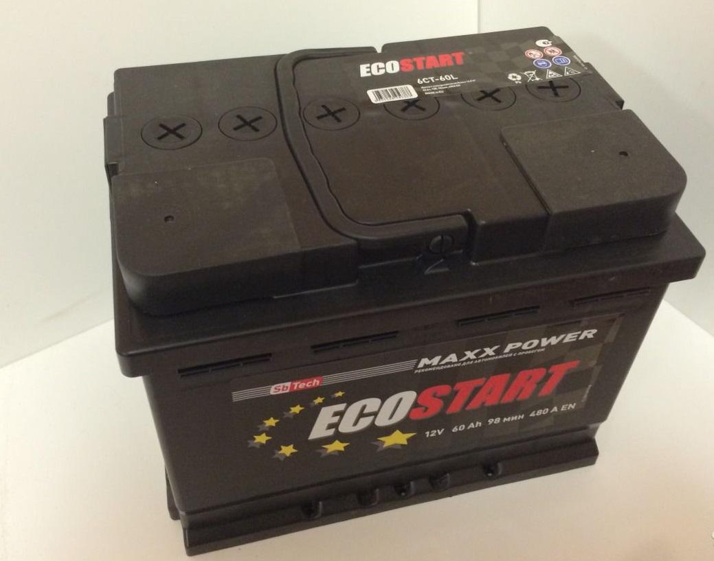 Ecostart 6CT- 60 L+