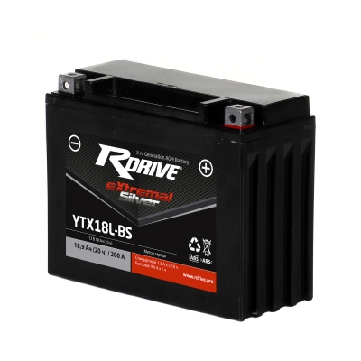 RDRIVE  YTX18L-BS