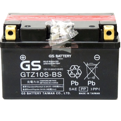 GS Yuasa GTZ10S-BS