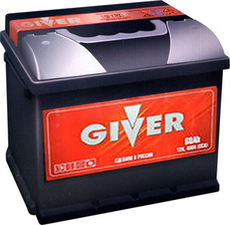GIVER 6CT-60 L+