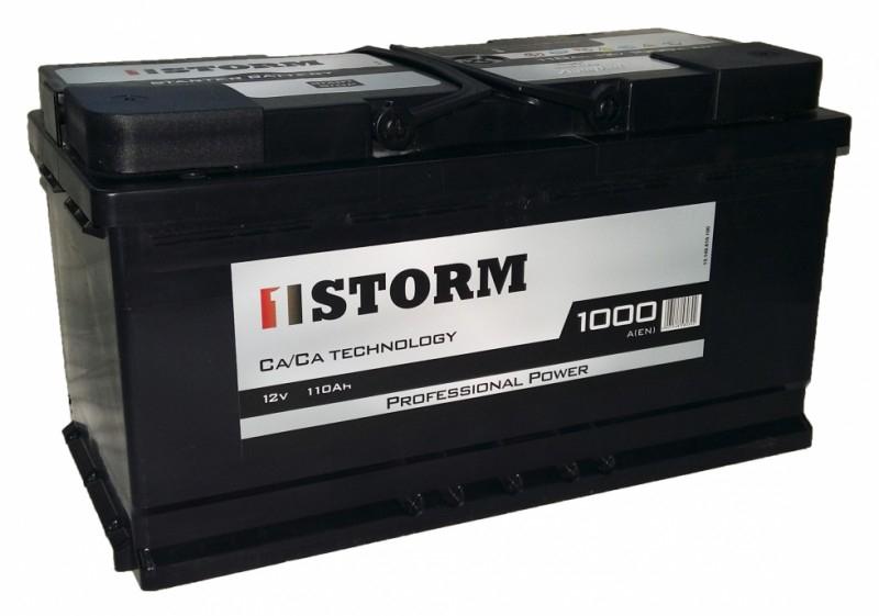 STORM 110 АЧ R+