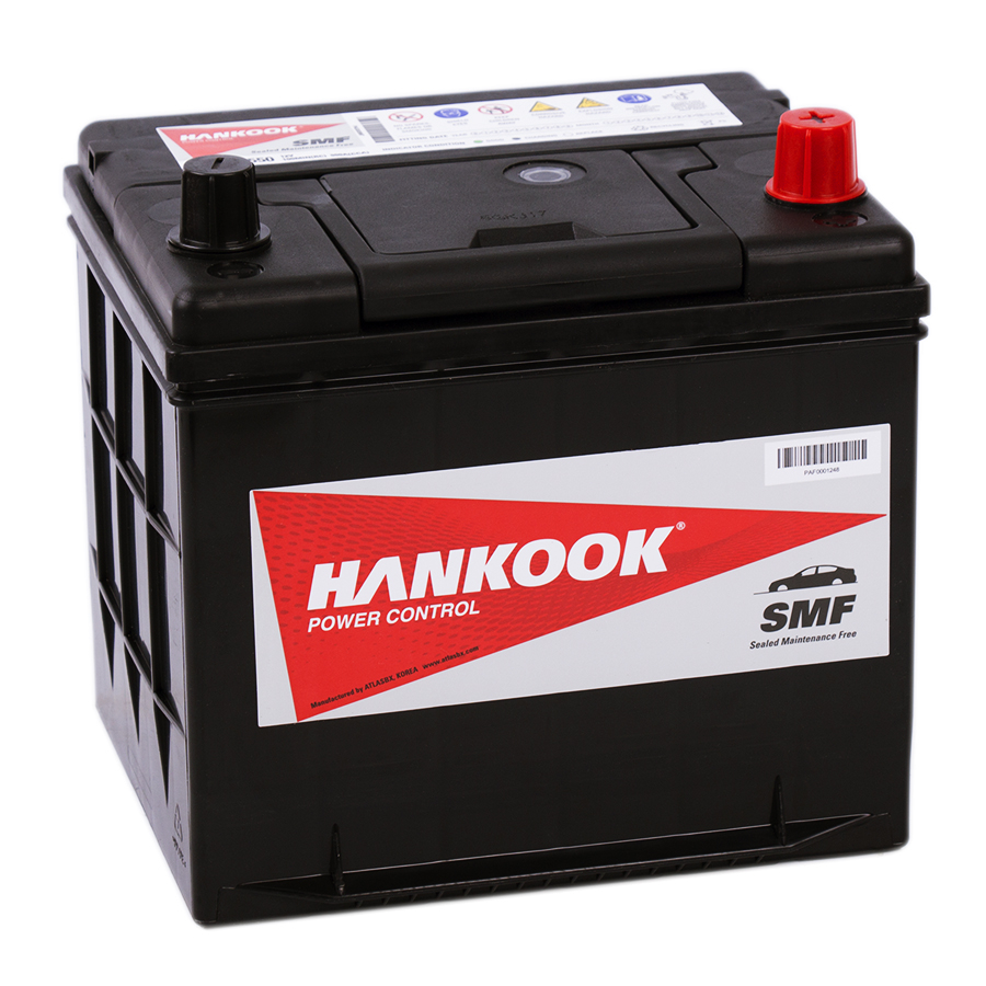 аккумулятор автомобильный Hankook 65R+ Long Life EFB 90D23L