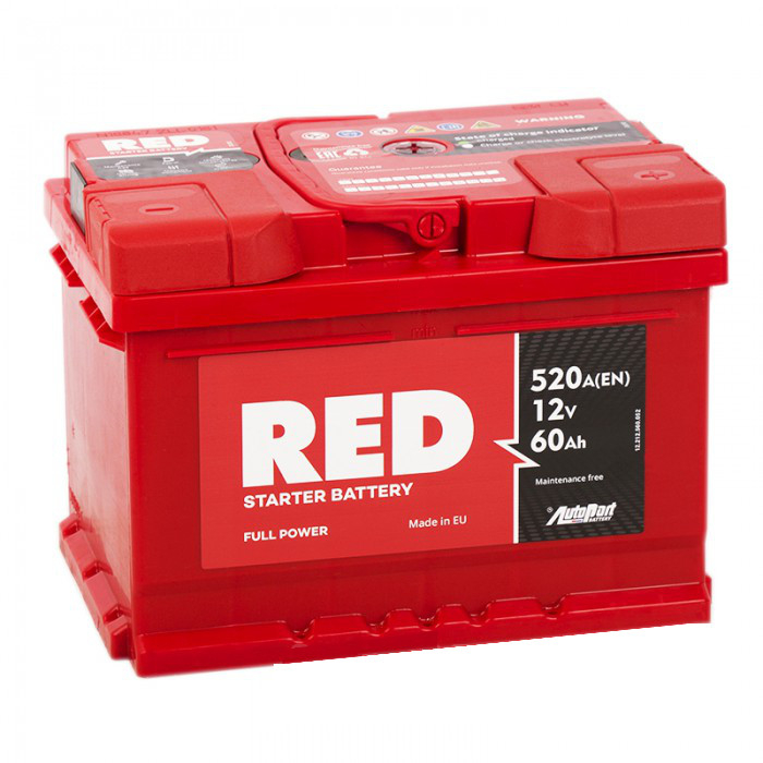 RED 60RS (низкий)