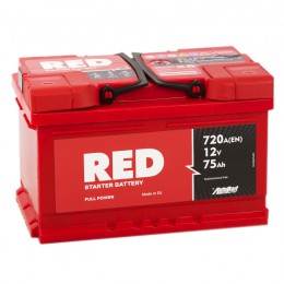 RED 75RS (низкий)