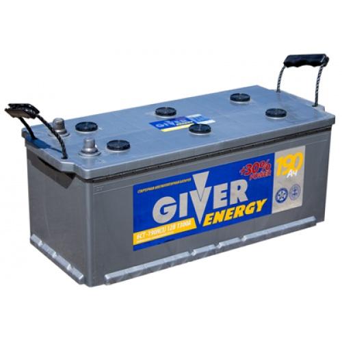 GIVER ENERGY 6СТ-140 евро