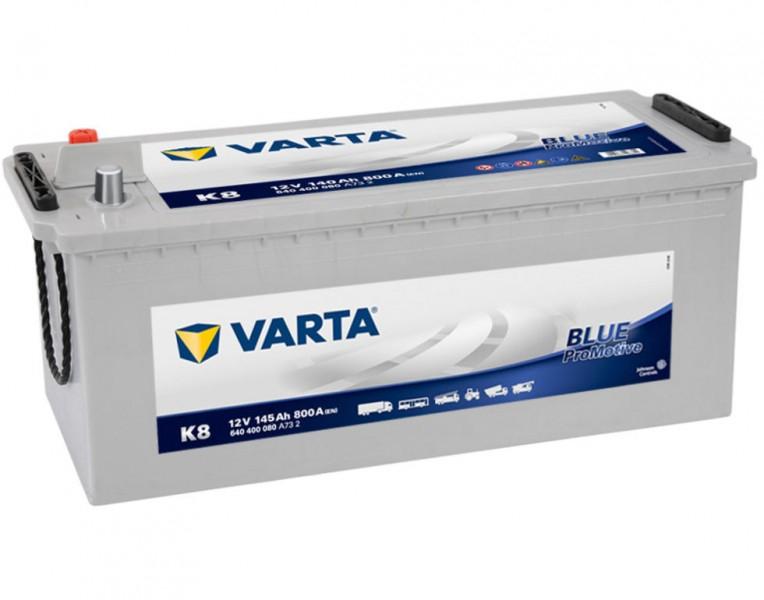 Varta Promotive BD 145Ah 800A