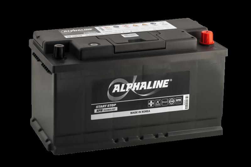 аккумулятор автомобильный ALPHALINE EFB Start-Stop 95R