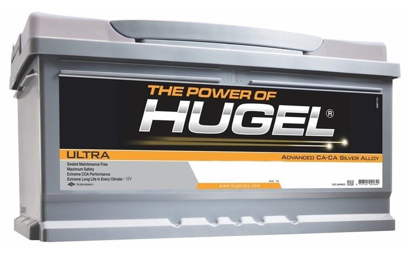 HUGEL Action 80SR