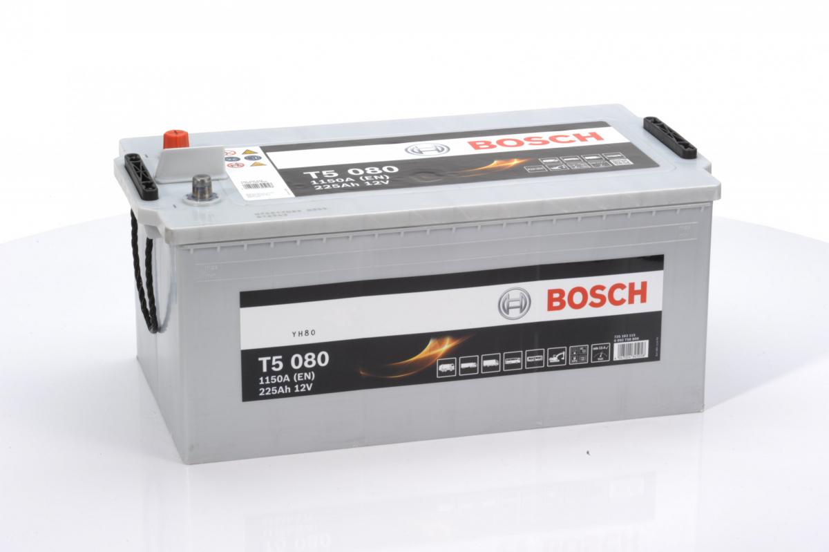 Аккумулятор BOSCH 225 А/ч T50 80 EN1150