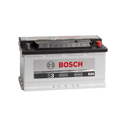 Аккумулятор BOSCH 90 А/ч S30 13 ОБР  EN720