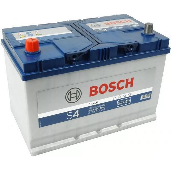 BOSCH D26R 95Ah 830A R+