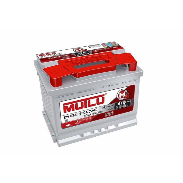 Аккумулятор MUTLU SFB 63 А/ч EN600