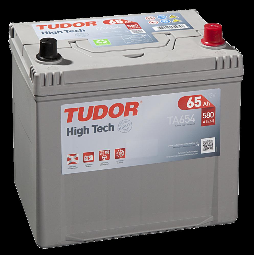 TUDOR High-Tech D26L 65Ah 580А L+
