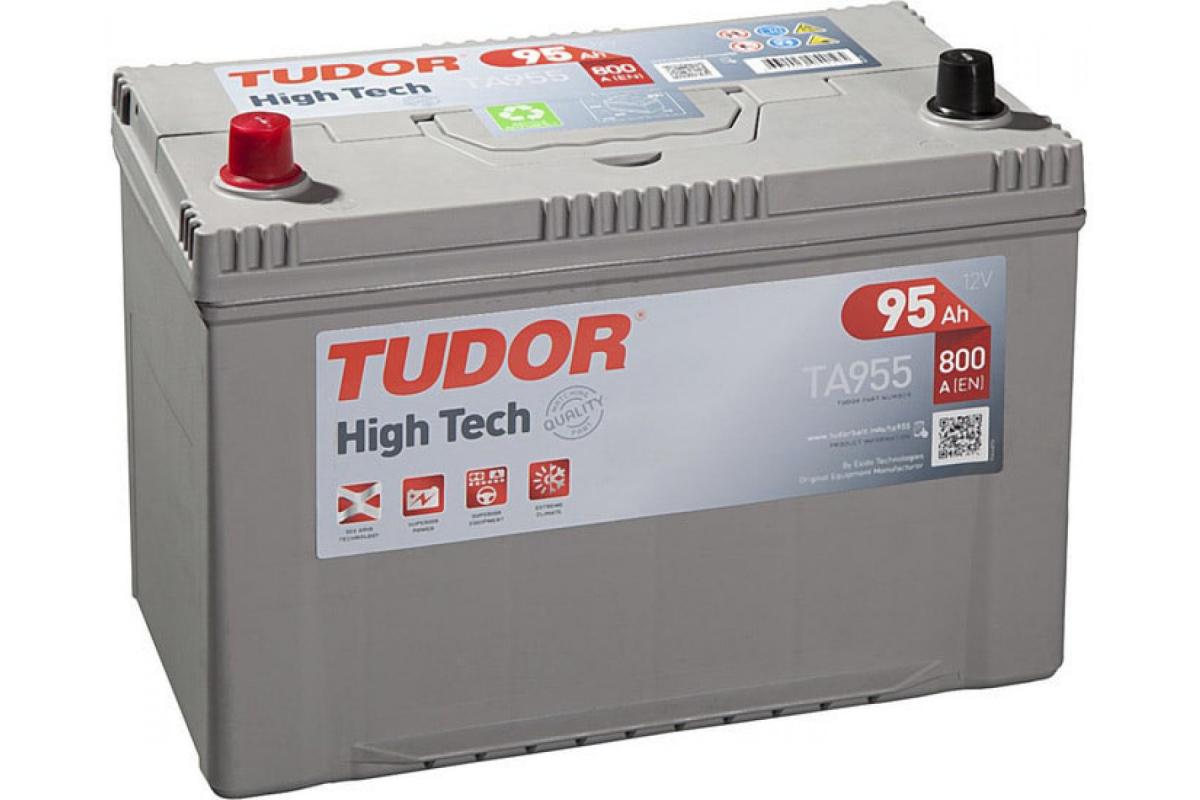TUDOR High-Tech D26R 95Ah 800А