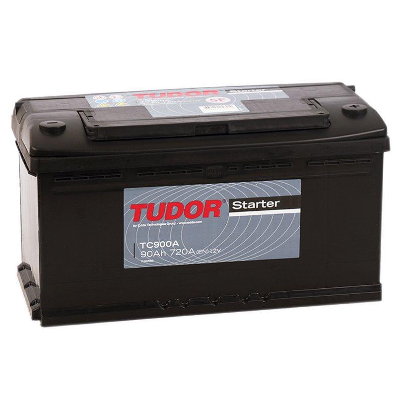 TUDOR Starter 90Ah 720А L+