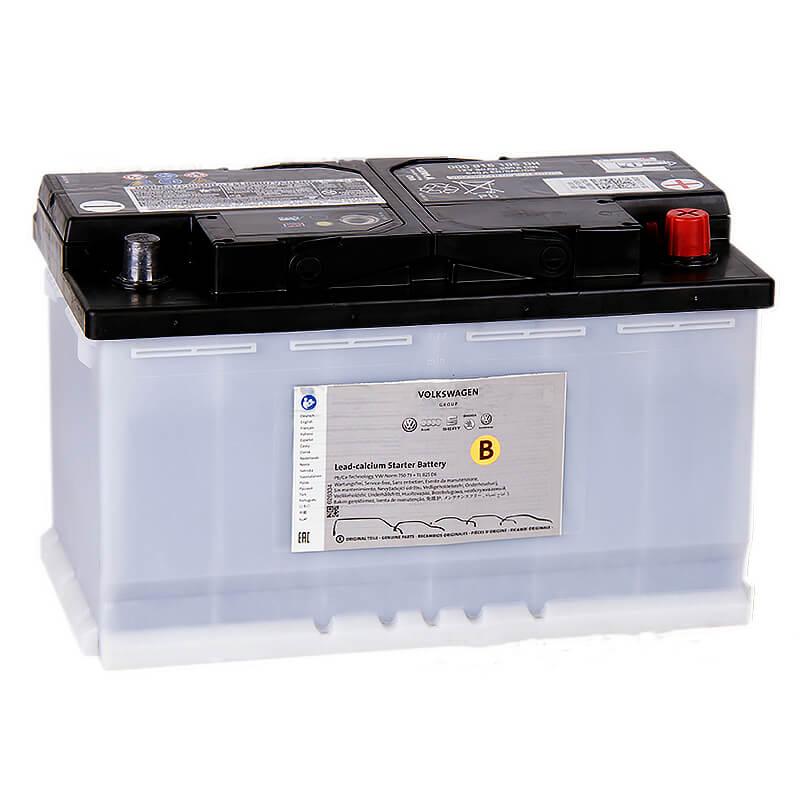 Аккумулятор VAG 85 А/ч обратная R+