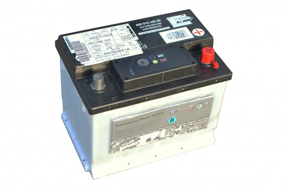 Аккумулятор VAG 61Ah 330A
