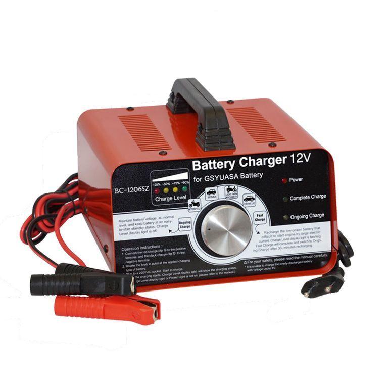 Зарядное устройство GS YUASA BC-12065