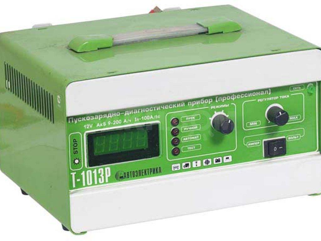 Т-1013Р Пуско-зарядное устройство