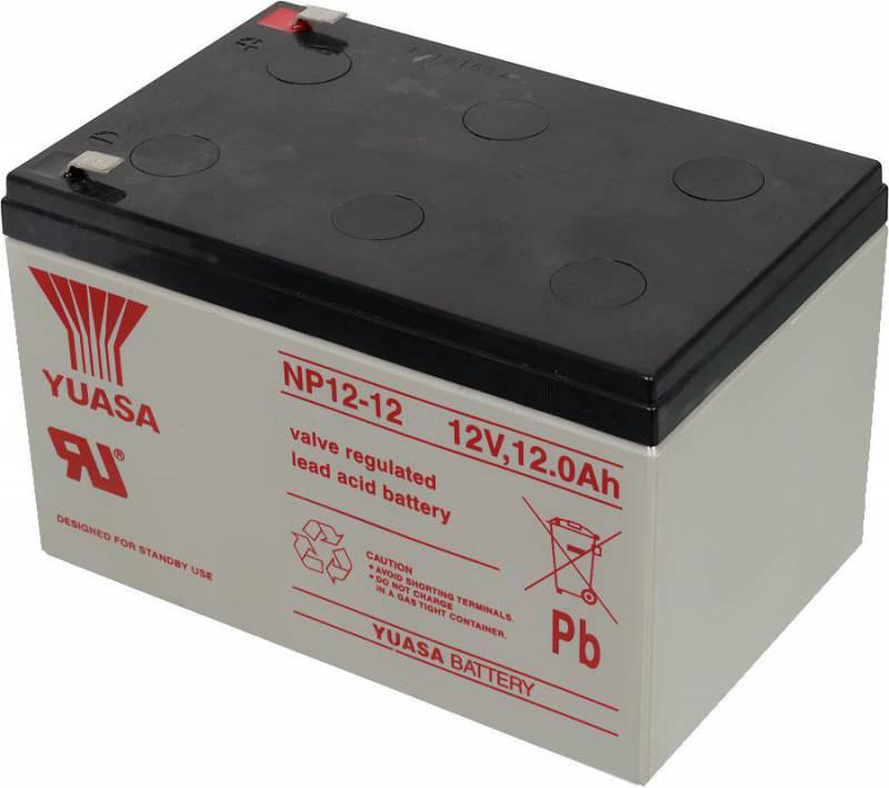 Аккумулятор для ИБП YUASA NP12-12