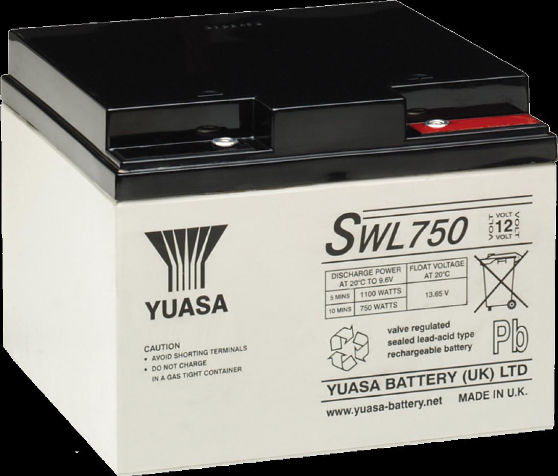 Аккумулятор для ИБП YUASA SWL750
