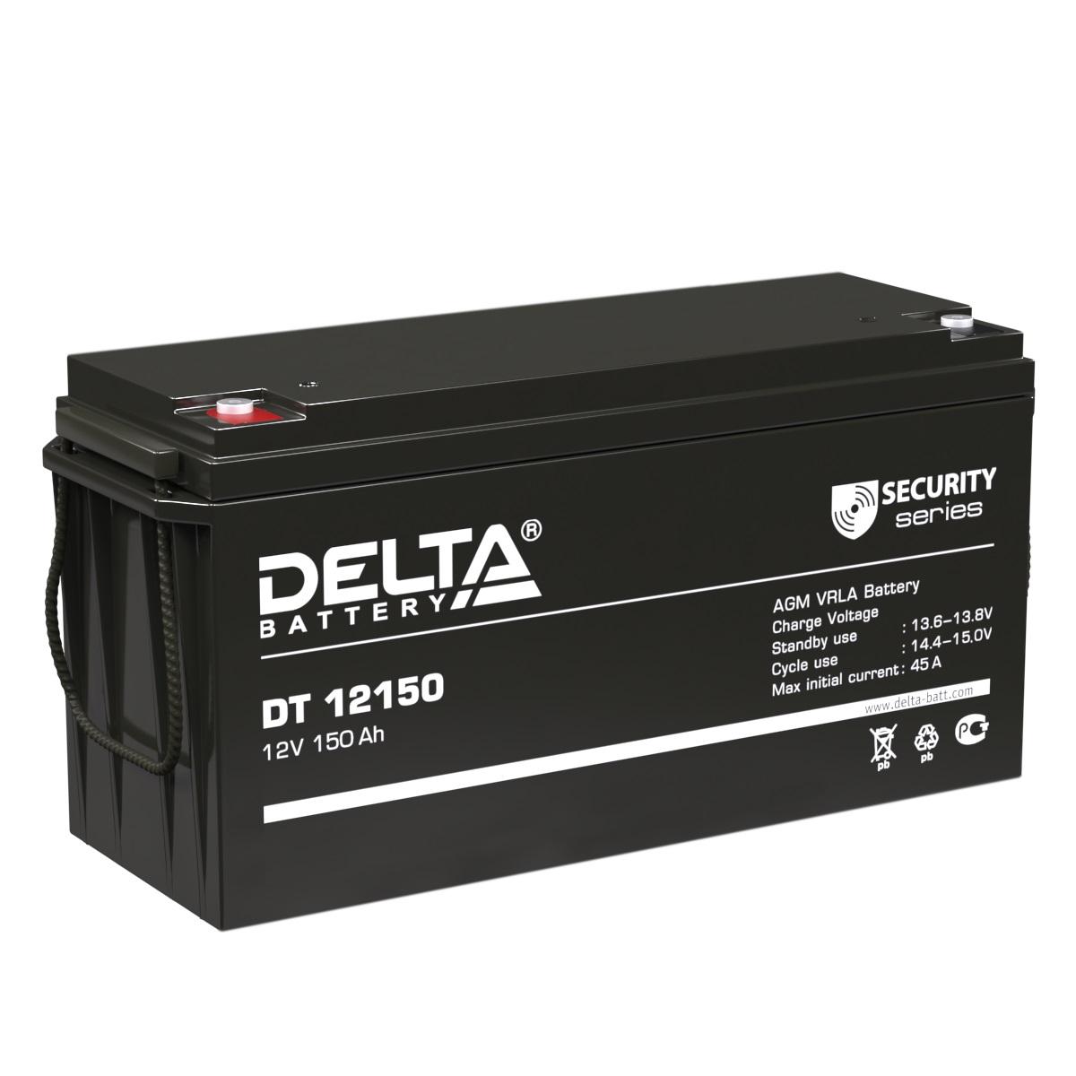 Аккумулятор для ИБП DELTA DT 12150