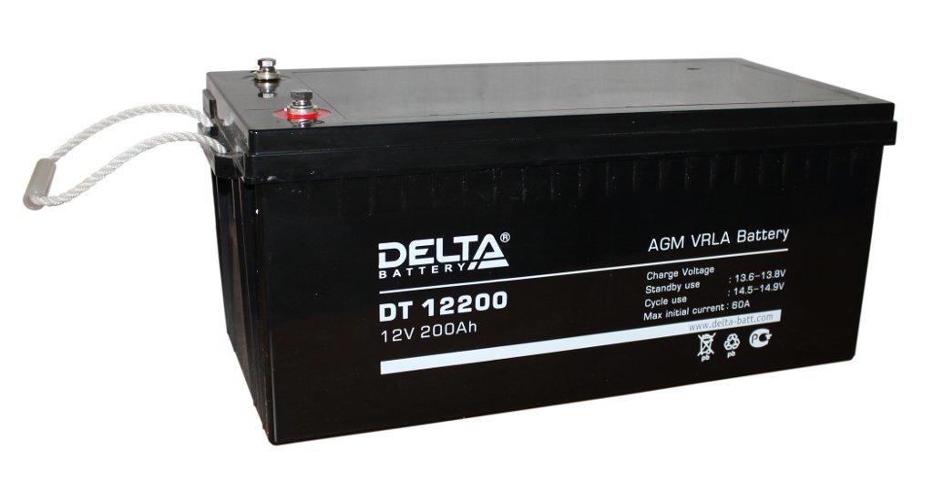 Аккумулятор для ИБП DELTA DT 12200