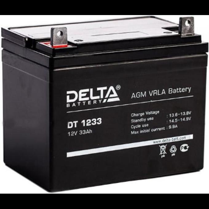 Аккумулятор для ИБП DELTA DT 1233