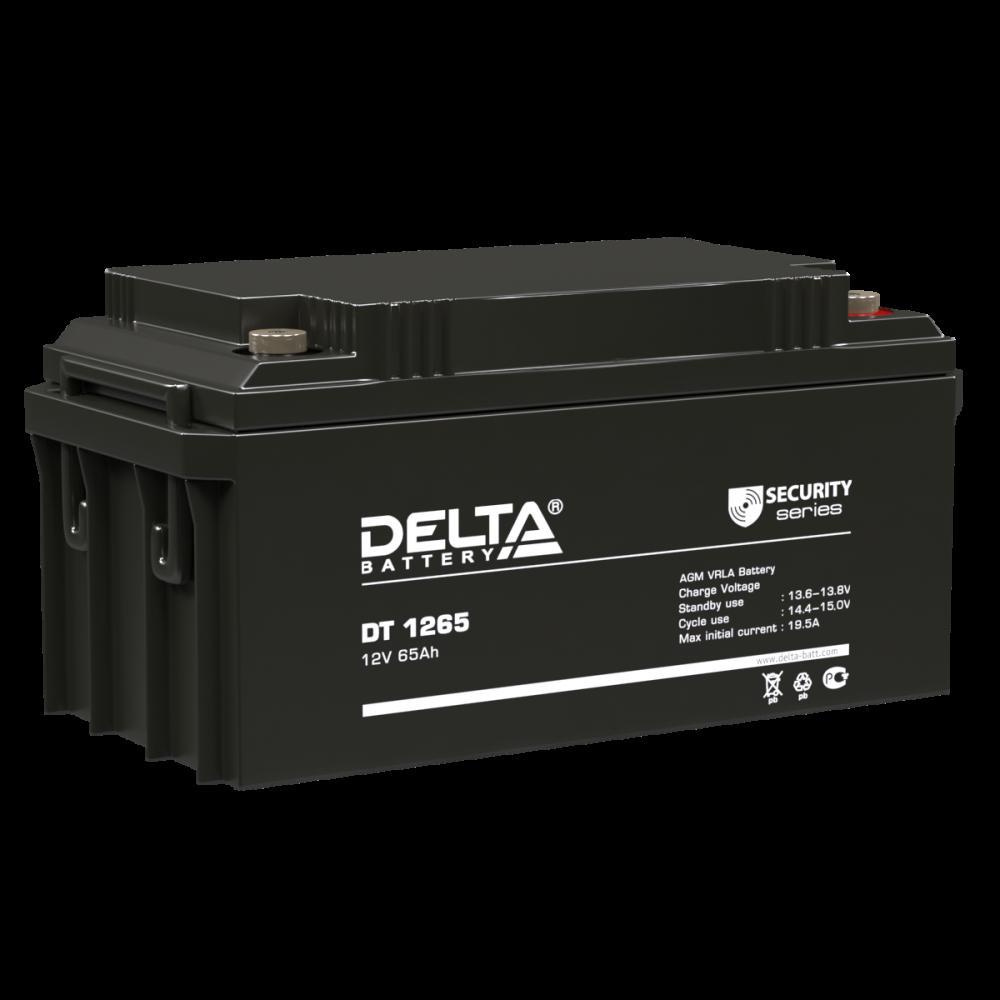 Аккумулятор для ИБП DELTA DT 1265