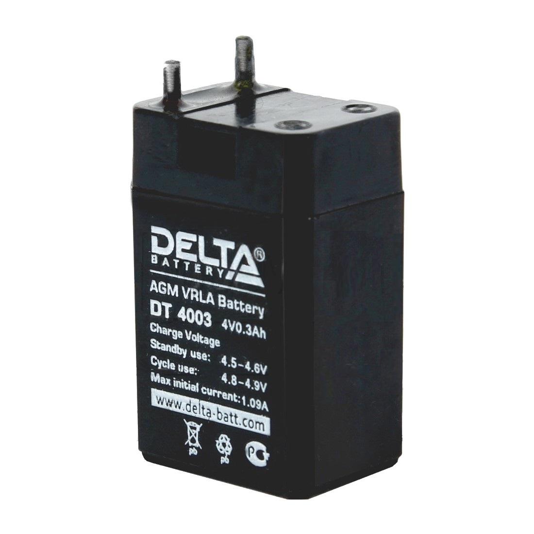 Аккумулятор для ИБП DELTA DT 4003