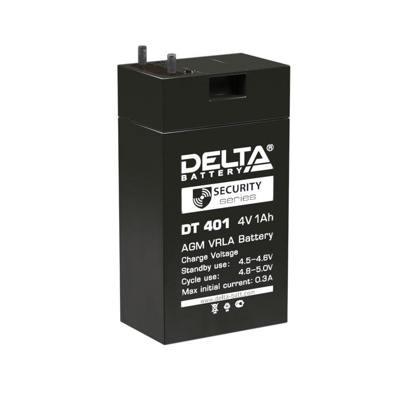 Аккумулятор для ИБП DELTA DT 401