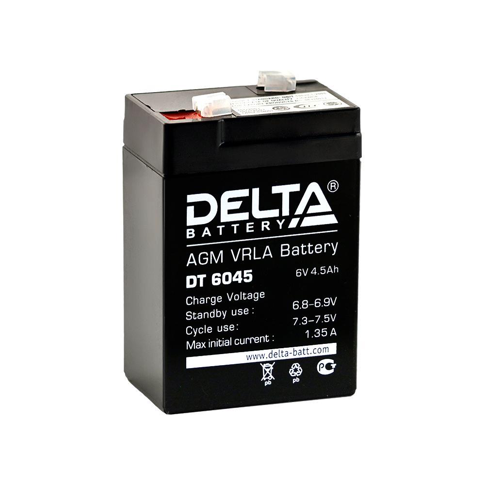 Аккумулятор для ИБП DELTA DT 6045
