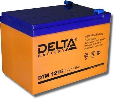 Аккумулятор для ИБП DELTA DTM 1215