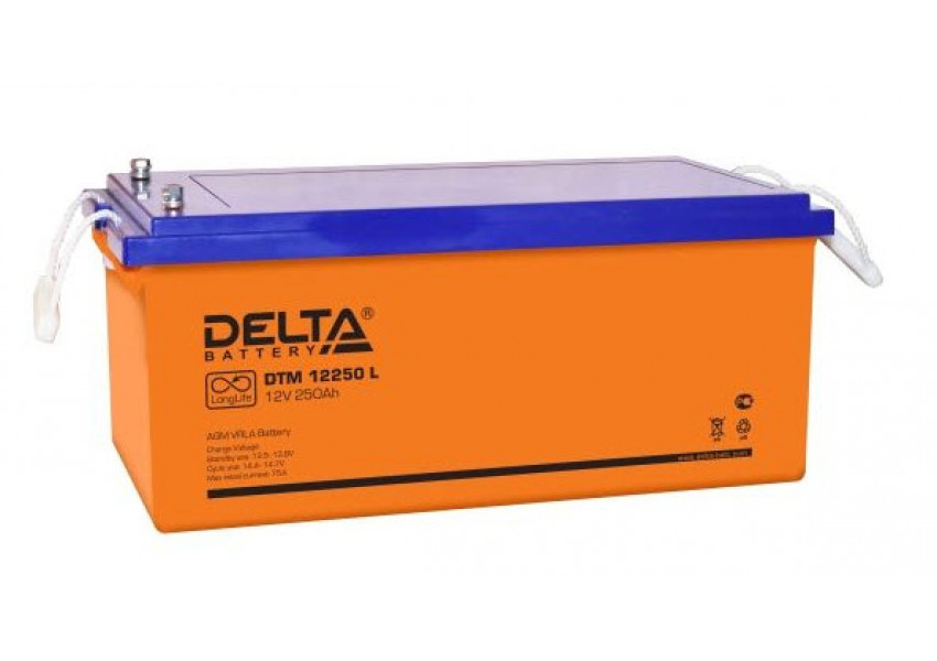 Аккумулятор для ИБП DELTA DTM 12250L