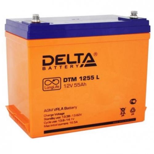 Аккумулятор для ИБП DELTA DTM 1255L