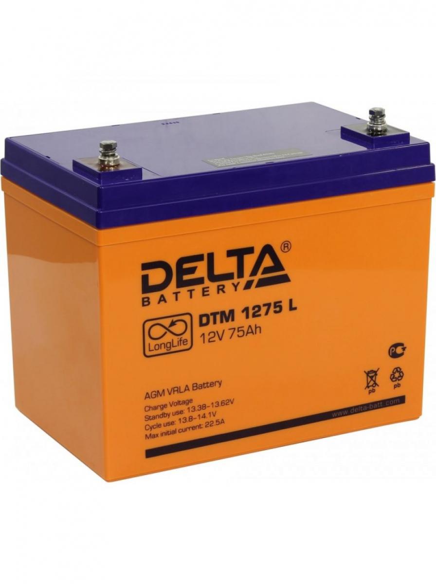 Аккумулятор для ИБП DELTA DTM 1275L