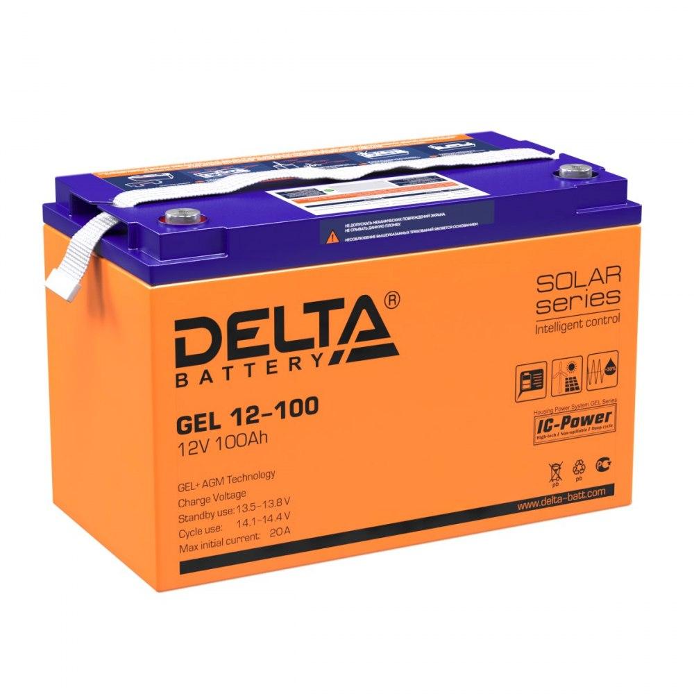 Аккумулятор для ИБП DELTA GEL 12-100