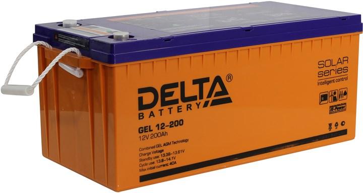 Аккумулятор для ИБП DELTA GEL 12-200